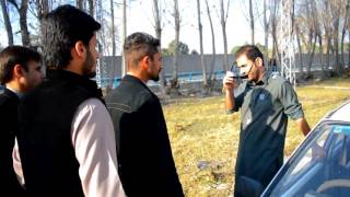 Car Accident with Pathan
