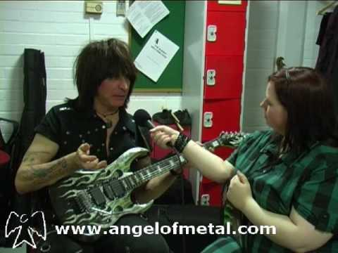 Michael Angelo Batio Interview at Dean Guitars owners Party London 2009