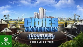 Cities: Skylines - Industries Release Trailer