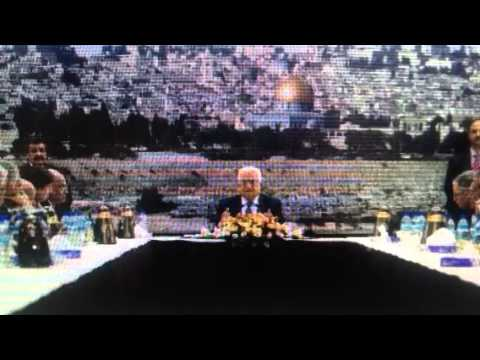 PROPHECY ALERT: Palestinians List 7 Demands For Peace Talks klip izle