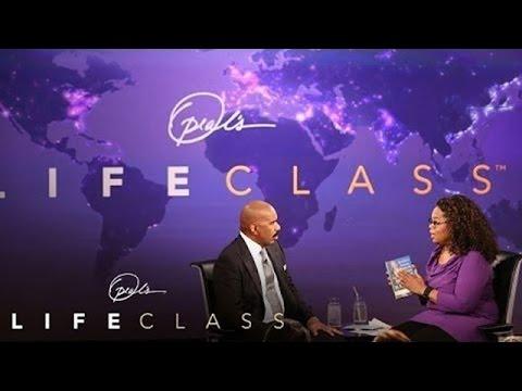 How Steve Harvey Found Success The Hard Way - Oprah's Life Class - OWN