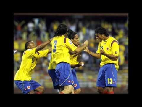 サッカーコロンビア代表 - DrillSpin データベース