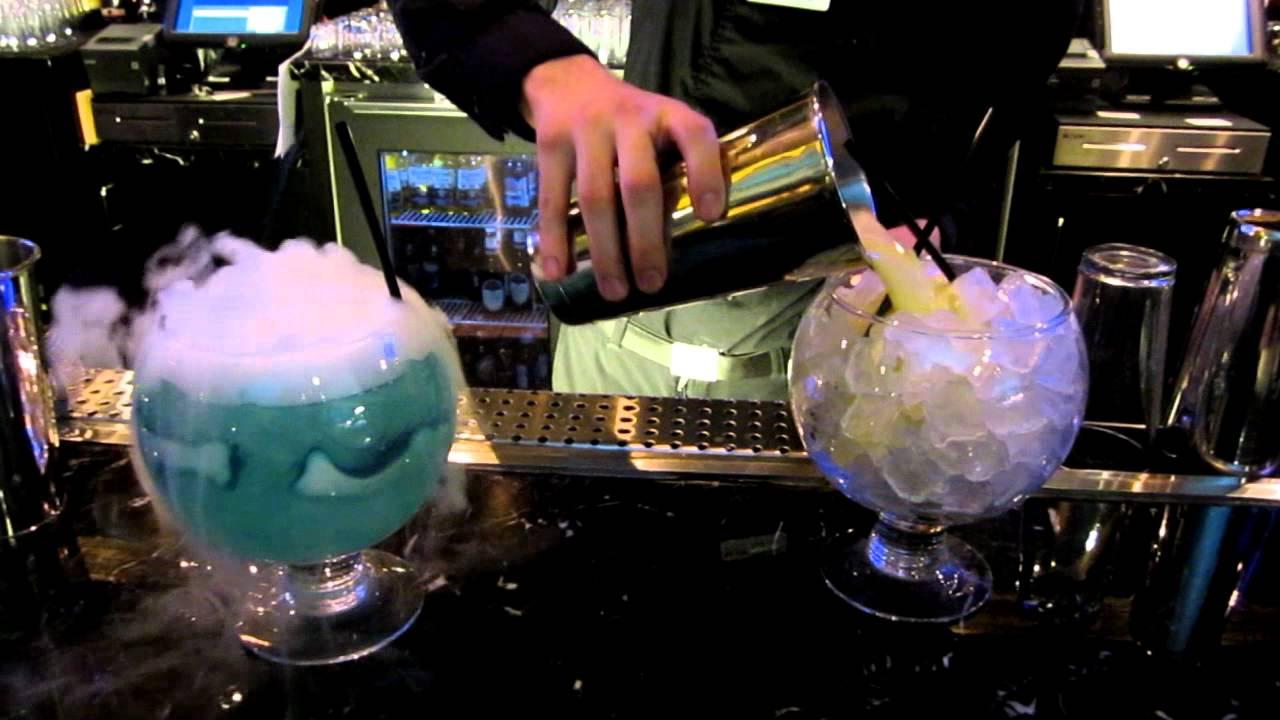 Sugar Factory Restaurant Menu Las Vegas