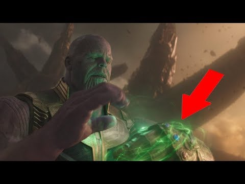 Dr Strange CURSED THE TIME STONE!!! And There's PROOF en streaming