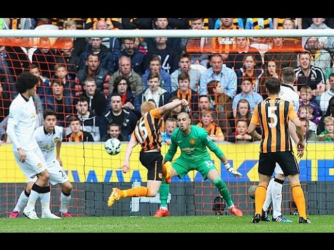 Victor Valdes Save Goal and Mistake vs Hull City 2015