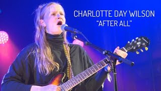 """Charlotte Day Wilson 