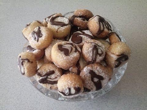 Быстрое печенье.Всего три ингредиента.