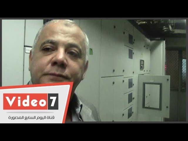 """بالفيديو .. مدير عام """"الصحفيين"""":""""الكهرباء"""" تسببت فى اتلاف أجهزة بقيمة10آلاف جنيه بالنقابة"""