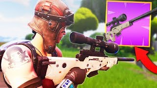 Why You ALWAYS Have to Carry This Gun - PS4 Pro Fortnite BR Solos!