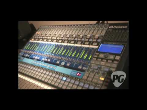 NAMM '10 - PreSonus StudioLive 16.4.2 Updates, StudioLive 24.4.2 24-channel Mixer, Studio One DAW