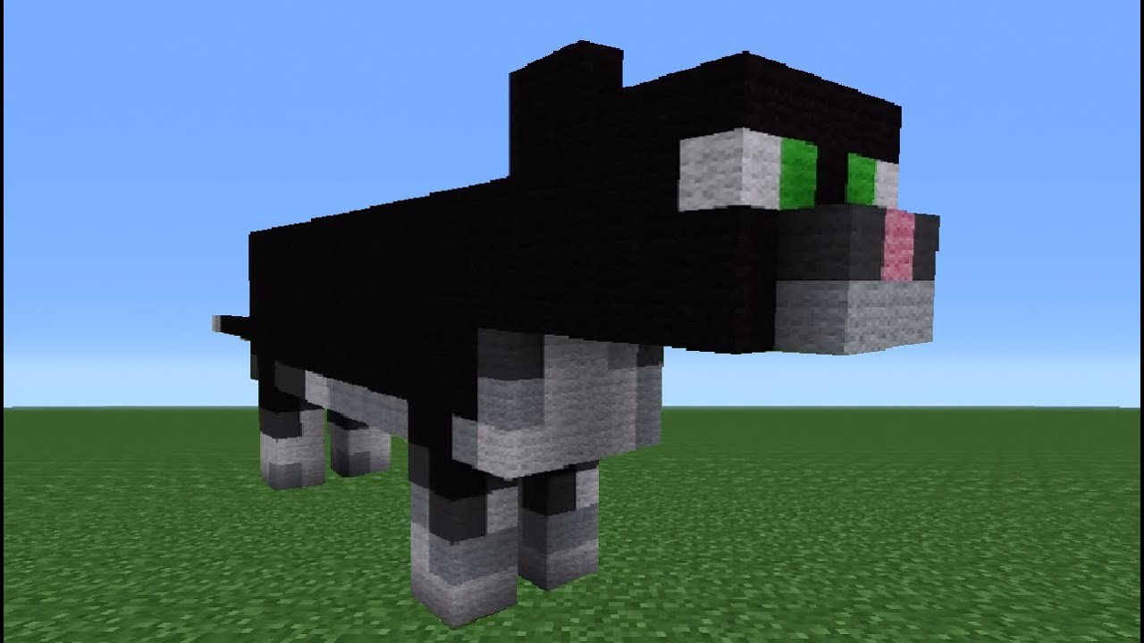 Minecraft Baby Dogs And Cats