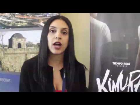 KIMBERLY JESIKA CHATS W/ FILM MAKERS ABOUT KIMURA PANAMANIAN FIGHT MMA FILM FEATURING ROBIN DURAN!