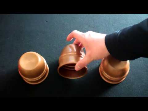 Gazzo Street Cups and Balls Review by Magic Matt