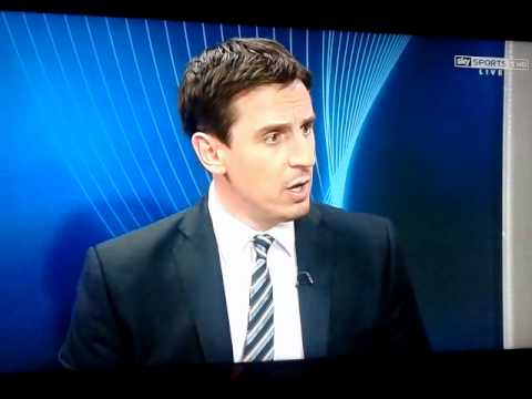 Gary Neville is A red he hates TFSW