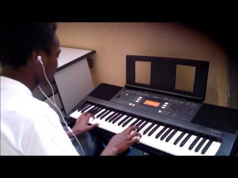 Amos and Josh Ft Rabbit King Kaka - Baadaye Piano Cover