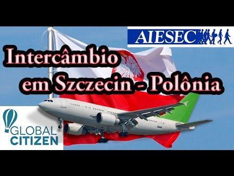 Resumo intercâmbio em Szczecin na Polônia - Cidadão Global AIESEC