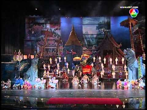 Miss Tourism 2012 Final in Thailand (Thai CH7) - Part 1