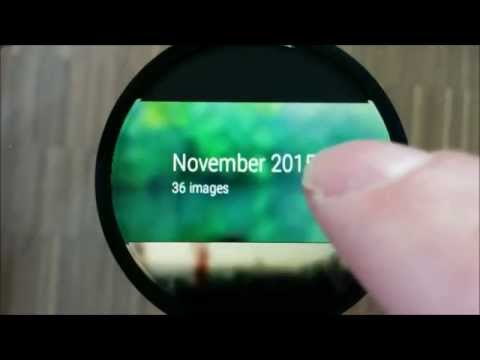 Photo Gallery for Android Wear APK Cover