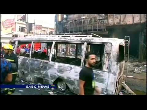 Na'eem Jeenah on the Saudi blasts.