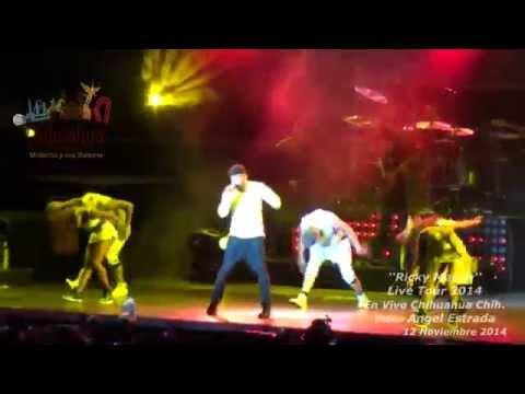 Ricki Martin ''Vida'' Live Tour Chihuahua Capital Moderna