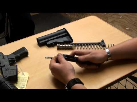 AR 15 Field Strip: Difference Between 5.56 And 7.62x39 ...