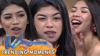Wowowin: 'Sexy Hipon' Herlene, ang online sensation ng Angono, Rizal! | Trending Moments