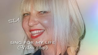 Sia Sing For My Life Audio Clip