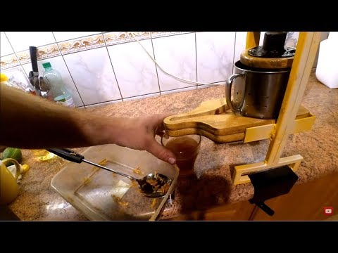 #6 How to Make Mini Apple Fruits Cider Press DIY