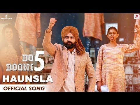 Haunsla - Amrit Maan | Badshah | Do Dooni Panj | Release 11 Jan