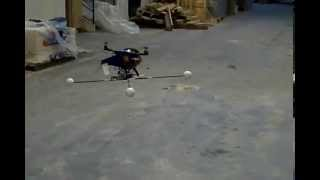 Duocopter Flying