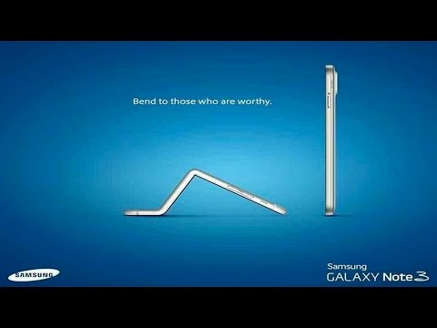 iPhone 6 Plus Bend Fail Samsung Troll Apple Win!