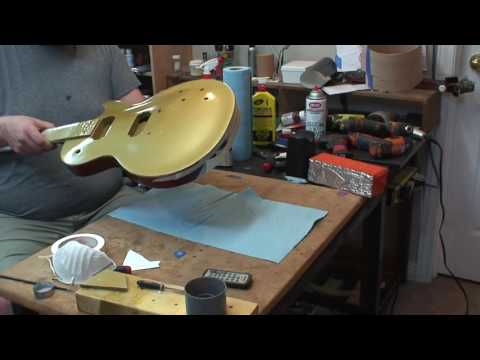 Gibson Les Paul Studio Restoration: Goldtop