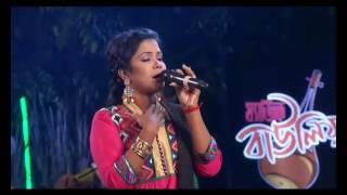 Shona Bondhure   Diti & Monir Khan   Magic Bauliana