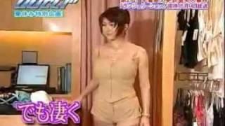 Mika Kano Sexy Lingerie changing long version 叶美香 巨乳 暴乳 美尻 性感