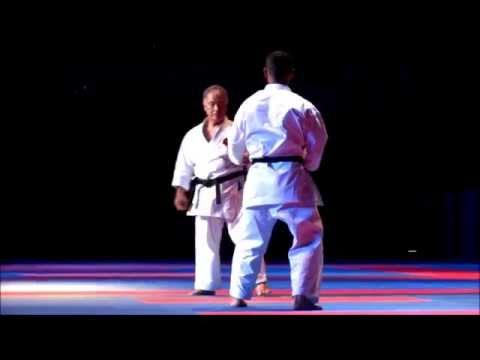 Okinawan Karate Self-Defense by Morio Higaonna (10th Dan Goju-Ryu)