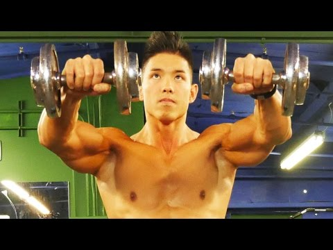 15 Min Home Shoulder Workout
