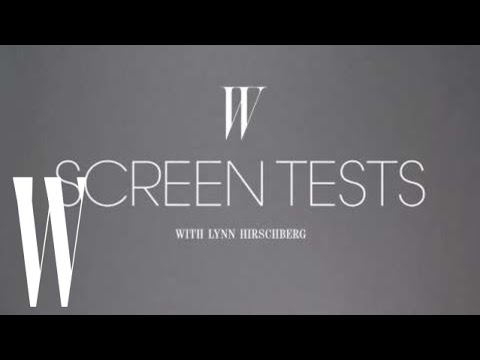 Lynn Hirschberg's Screen Tests: The Brave Ones