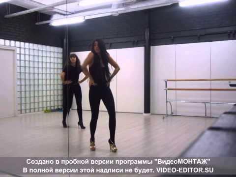 Урок/ GO GO/ DANCE/Anika/ начинающие