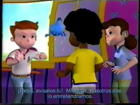 El sueño de Pedro (animación en 3D signada a la LSE, subtitulada y con voz en off en castellano)