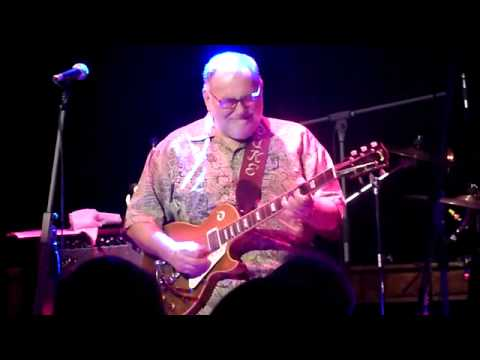 Duke Robillard - I'm Confessing That I Love You @ Gazarte (26 Feb 2010)