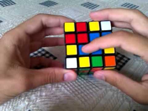 Como resolver el Cubo de Rubik 4x4x4 - Tutorial (1/3)