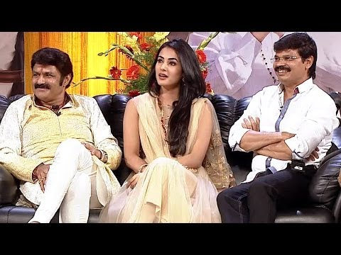 Legend Movie Family Special Interview || Balakrishna, Sonal Chauhan, Jagapathi Babu - 2014