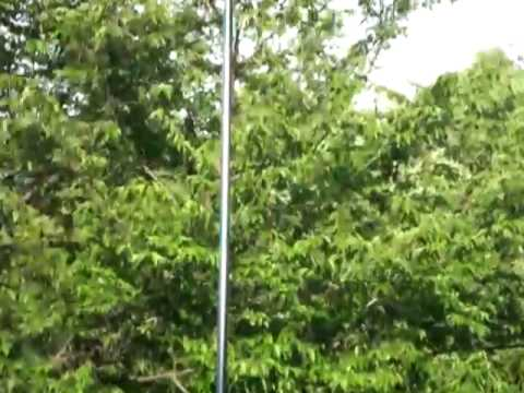 Field Operation wid KX1 & Fishing Rod Wire Antenna