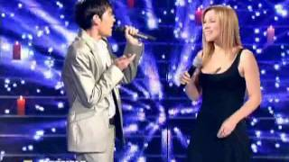 Lara Fabian & Gregory Lemarchal   Un ave maria