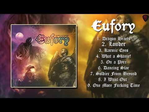 Eufory - Higher And Higher [Full Album] [2018]