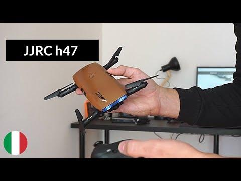 Drone economico con camera FPV 🔥 JJRC H47 ita