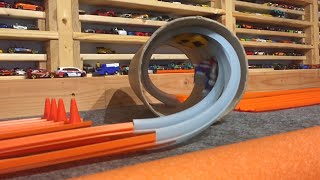 """HOT WHEELS DRAG RACING WITH A TWIST """"Day 1"""""""