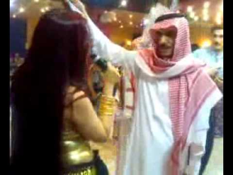 Arabic man in Dubai night club