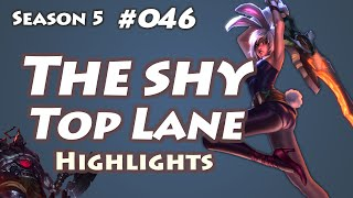 The shy - Riven vs Sion - KR LOL SoloQ Highlights