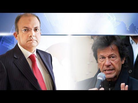 Imran Khan Se Khususi Guftugu - Nadeem Malik Live- 16 June 2016